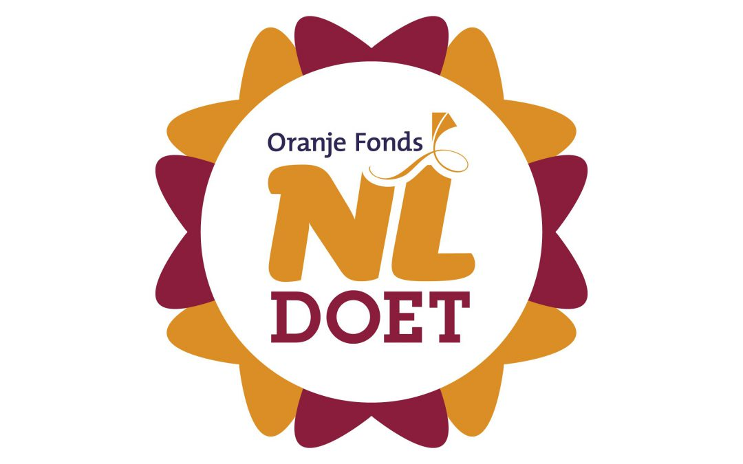 Oranje Fonds NLdoet 14 maart