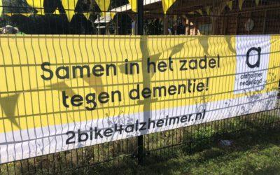 Succesvolle sponsorrit Alzheimerstichting